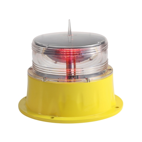 200cd Low Intensity Type C LED Obstruction Light / Aviation Warning Lights
