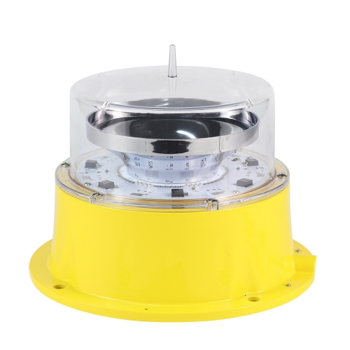 ICAO LED Medium Intensity Type A Aviation Warning Light For Buildings