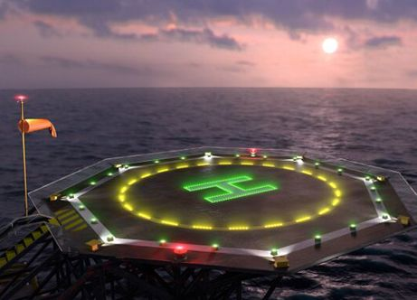 Helipad Lighting Projects
