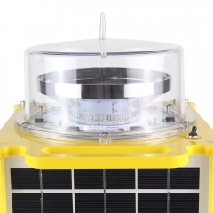 Portable High Intensity Solar Marine Lantern