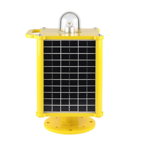 Solar Warning Light For No Access Zone/Dangerous Isolation Zone