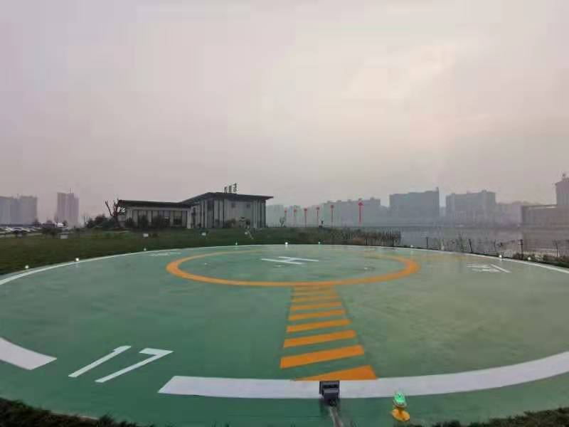 China Heliport Projects