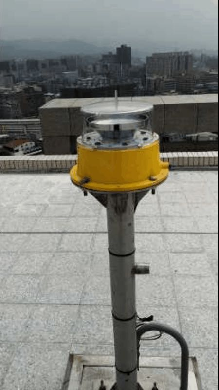 China Obstruction Light Project