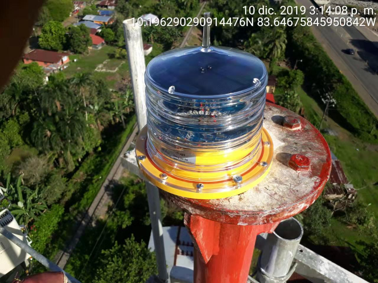 Costa Rica Iron Tower Project