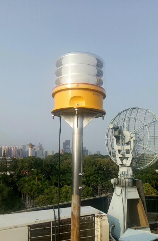 Shenzhen Heliport Beacon Project