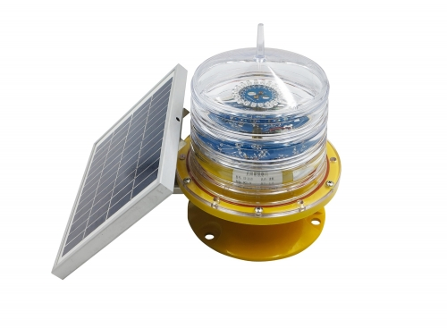 Solar Medium Intensity Type B Aviation Obstruction Light