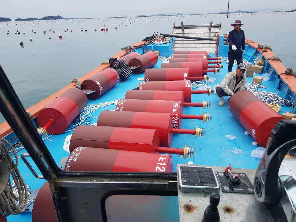 Korea Gyeonggi do Solar Marine Beacon Lights Project